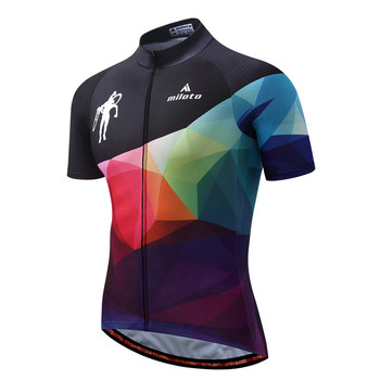 MILOTO Cykel Team Pro Cycling Jersey Ropa Ciclismo 2018 mtb Cykel Cykling Tøj Sommeren Bike Jersey-Shirt Maillot Ciclismo