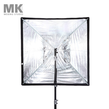 Selens fotografiske paraply softboks For Speedlite/speedlight/Flash 90*90cm/35.4*35.4 i Blød boks s9090