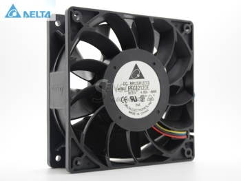 Delta PFC1212DE 120*120*38 mm 12038 1238 12CM DC 12V 4.80 EN server inverter ventilator